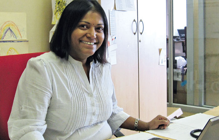 Marlene Pillay, a Johannesburg-based accountant.
