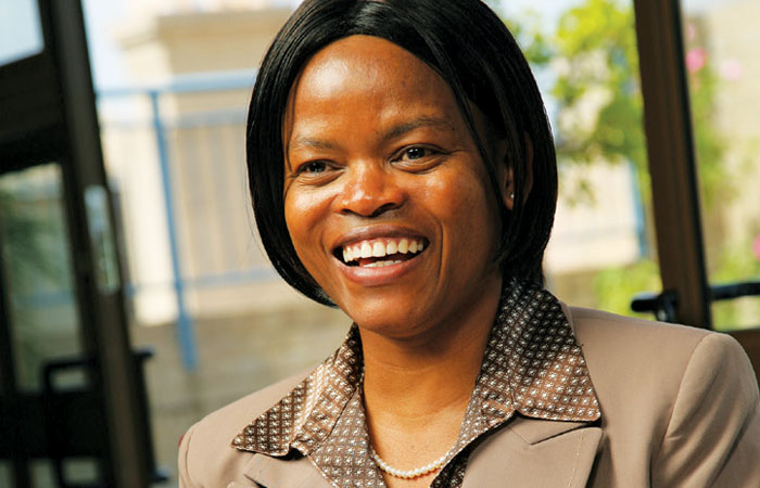 Shirley Machaba is the national enterprise risk and internal auditor leader for PwC.