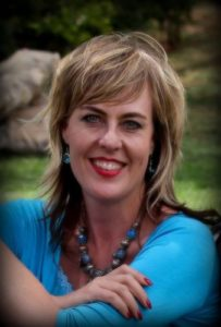 anya Aucamp, CEO and founder of Social Weaver Communication.