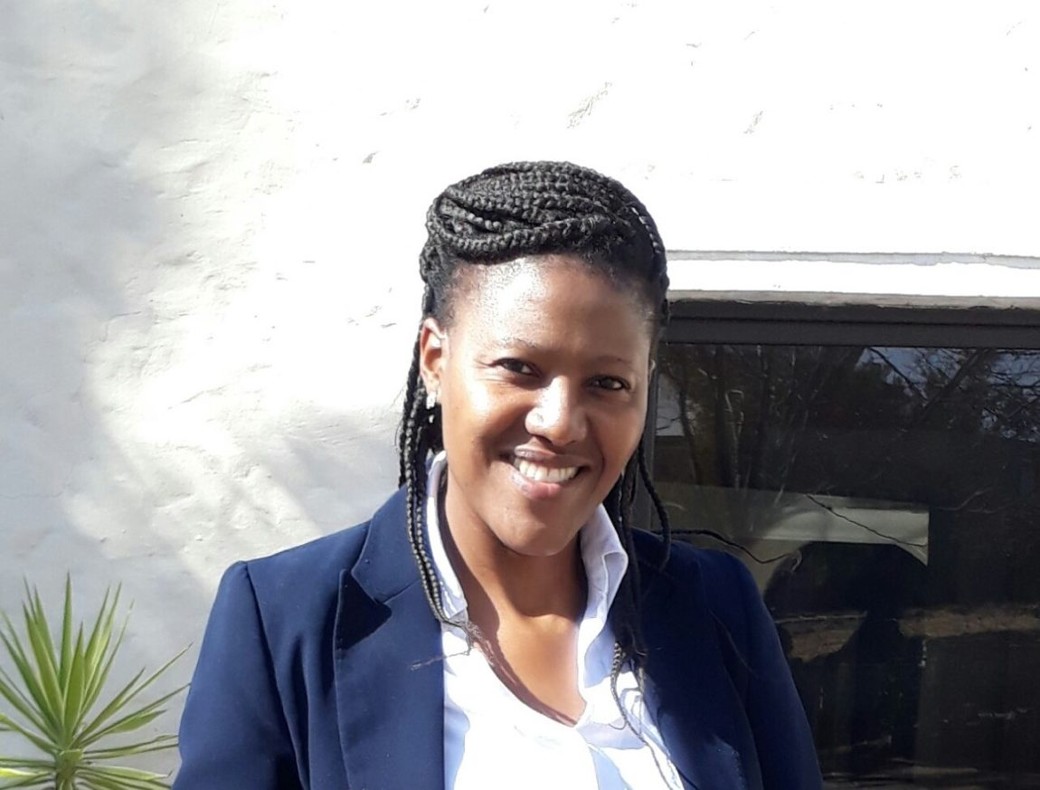 Portia Lepesa, talent manager at the VKB Group.