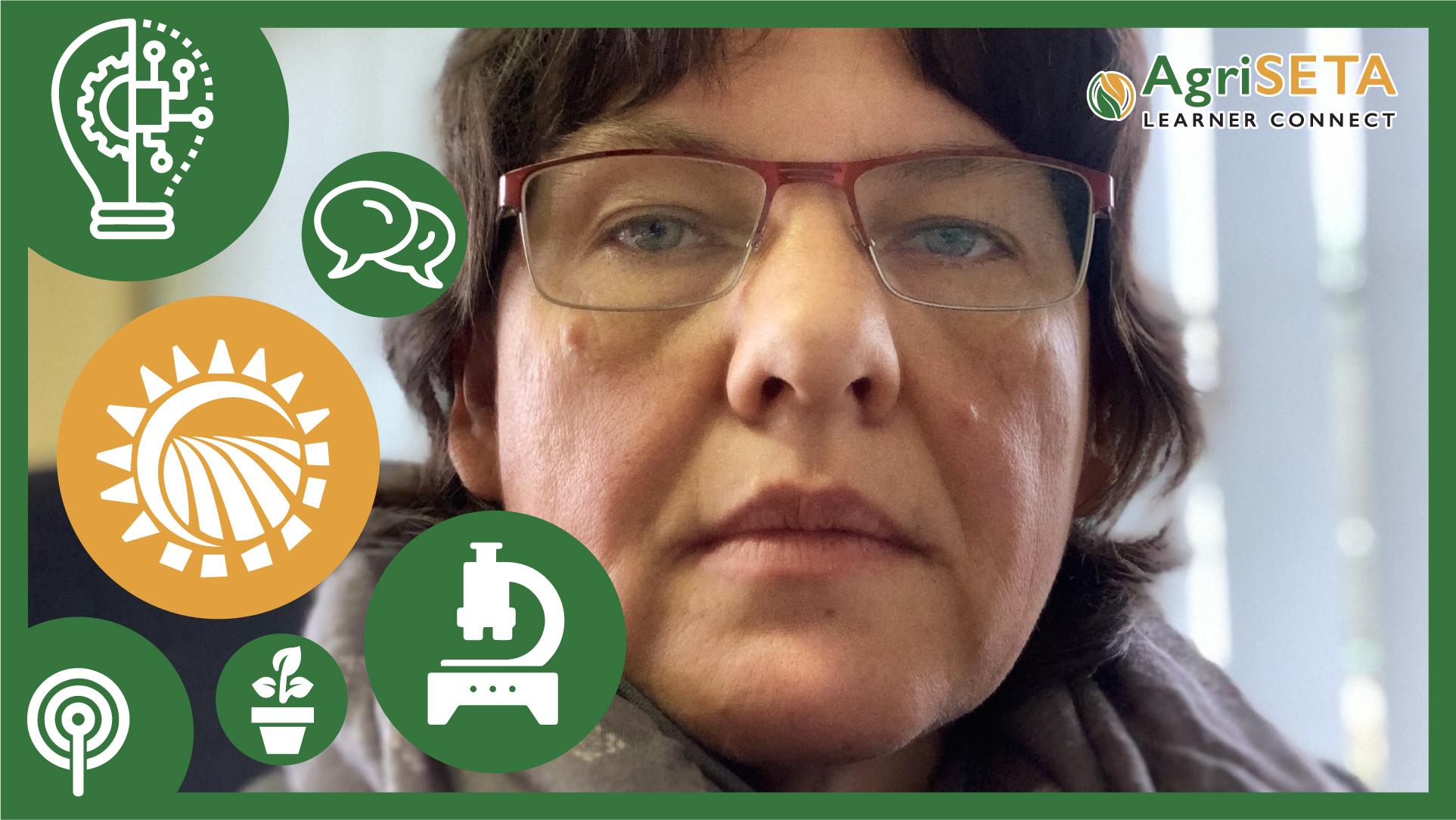 Meet Eve Dunlop, a research scientist